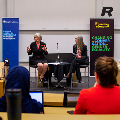 Labour Minister Patty Hajdu and Professor Sarah Kaplan on tackling the gender wage gap