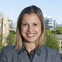 Romanian resident, Andreea is a Rotman School of Management Global Executive MBA graduate. Andreea is a product manager in Global Trade Consulting at Livingston International