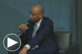 Watch a clip of the event: Refugees Welcome: Ahmed Hussen, Minister of Immigration, Refugees and Citizenship
