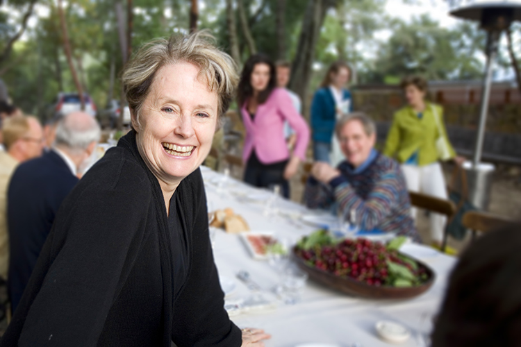 Alice Waters<br>Founder of Chez Panisse and Vice President, Slow Food International