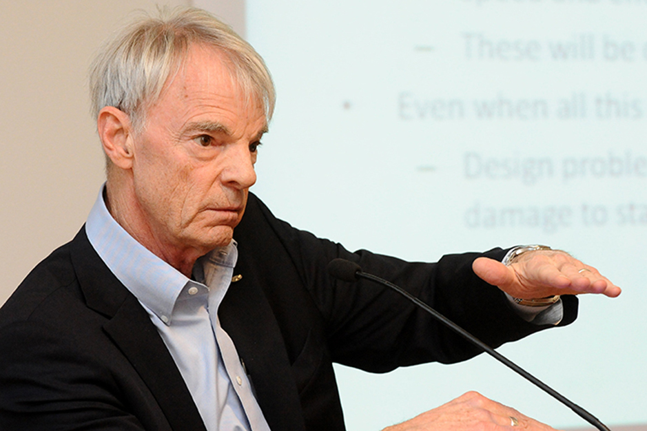 Michael Spence<br>Nobel Laureate in Economic Sciences and Former Dean of the Stanford Graduate School of Business