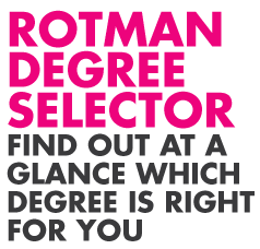 Which degree is right for you?